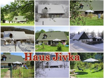 Jivka - in the Czech Giant Mountains