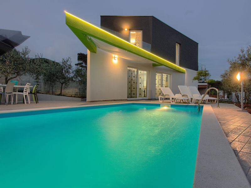 Villa Nika 900m Strand