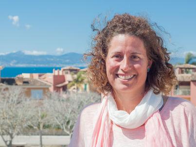 Your host Ingrid Kainz