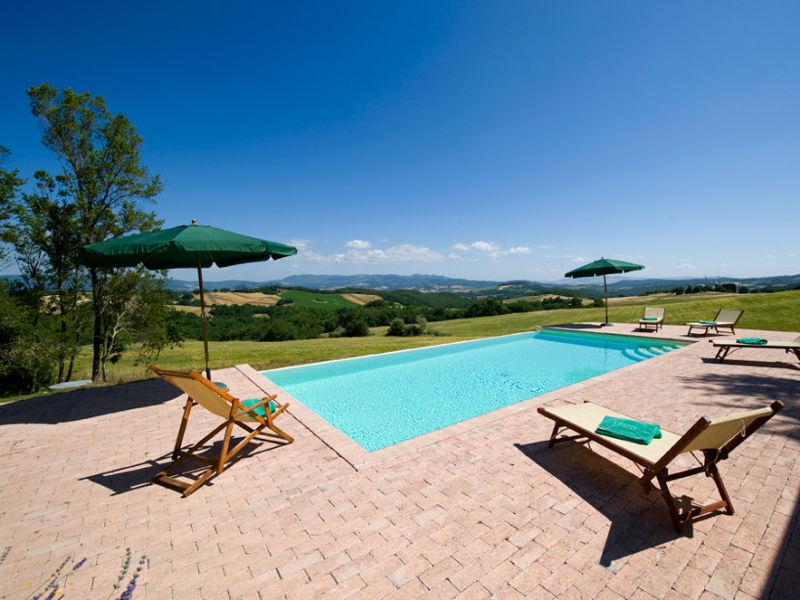 Ferienhaus Villa Gineprino