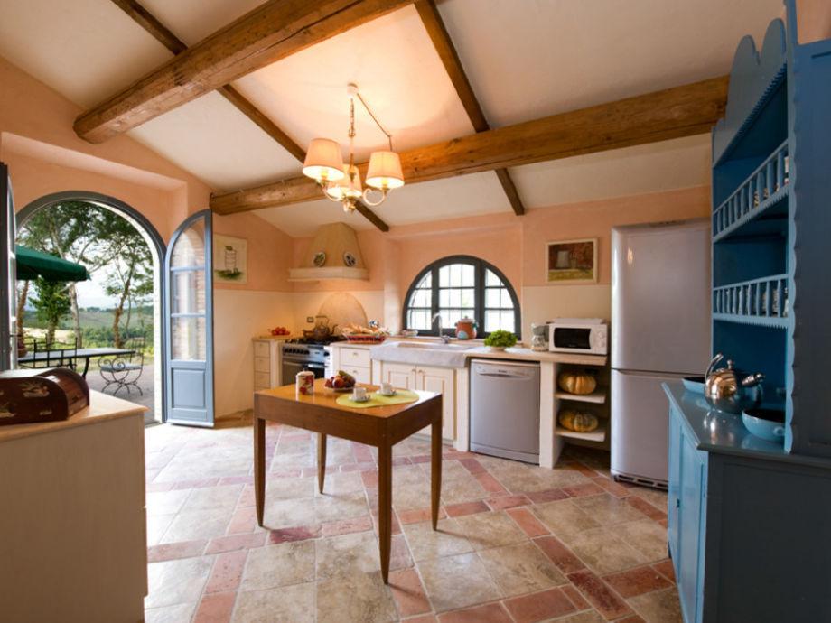 ferienhaus villa gineprino bibbona etruskerk ste frau. Black Bedroom Furniture Sets. Home Design Ideas