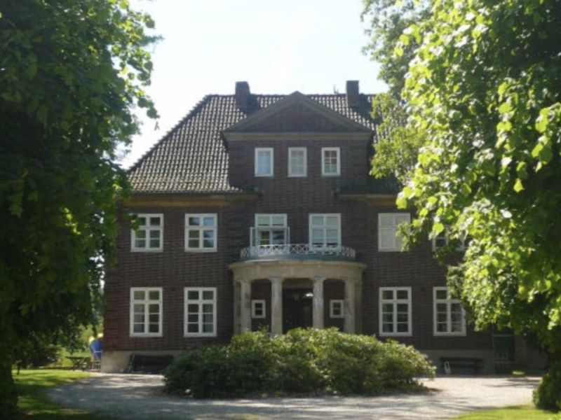 Landhaus Stilvolles Gutshaus