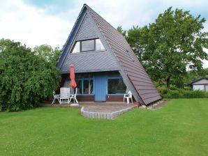 Ferienhaus Zeltdachhaus mit W-Lan - für die ganze Familie