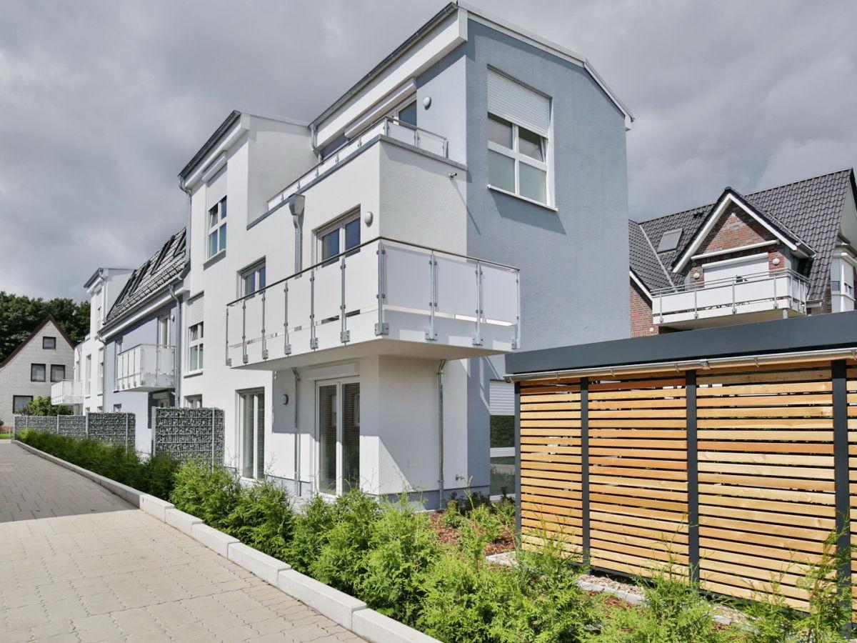 Ferienwohnung meine see ms5 cuxhaven duhnen firma for Moderne architektur