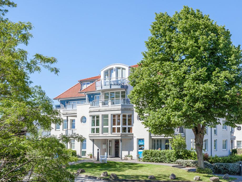 Ferienwohnungen mit Balkon Haus 1 Dünenblick