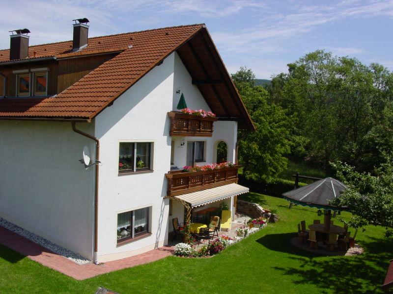 Ferienwohnung Haus Christa mit Balkon