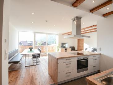 Ferienwohnung 100 m² Gästehaus Sonne