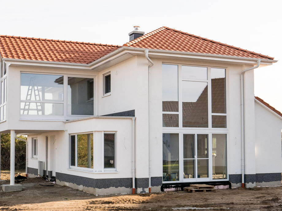 """Villa """"Kristall"""" im Bau befindlich"""