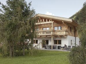 Ferienwohnung Alpenresidenz-oetztal