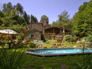 Ferienhaus Casa nel Bosco
