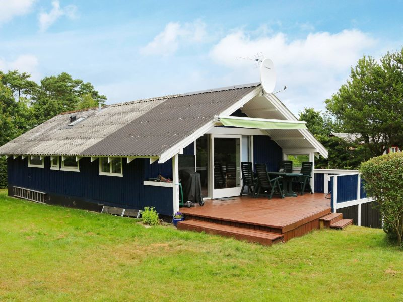 Ferienhaus Hadsund, Haus-Nr: 44606