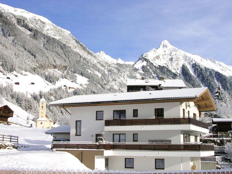 Ferienwohnung Bergzeit im Haus Ahornblick