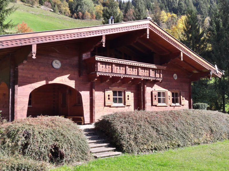 Ferienhaus Zirbenchalet Eggriedl