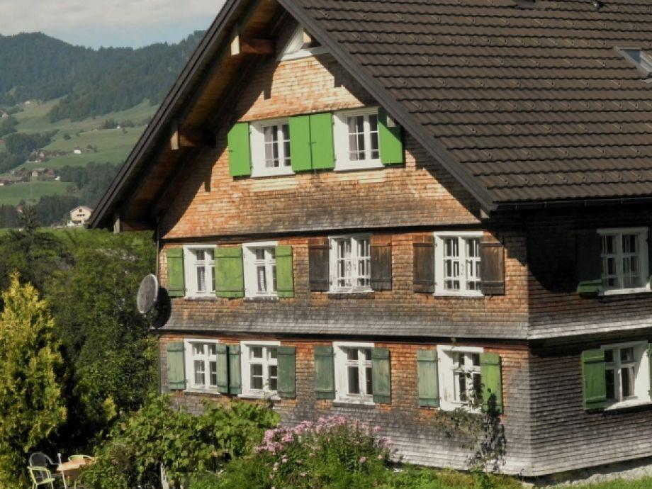 Ferienhaus Ritter im Sommer