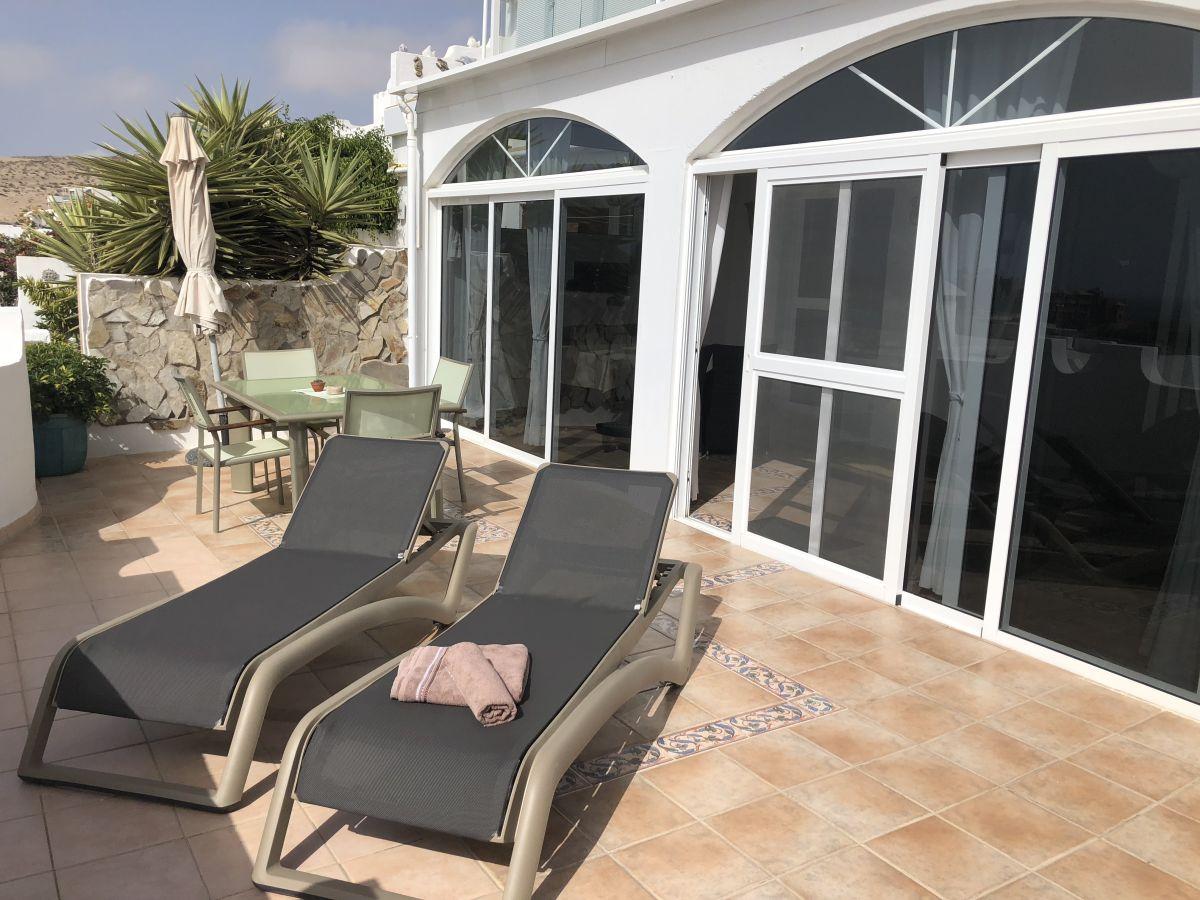 Aminas Bungalow Fuerteventura, Costa Calma, Herr Werner Schwan