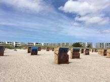 Ferienwohnung Stranddistel Burgtiefe