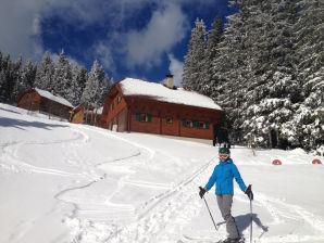 Berghütte Klippitztörl - Haus in den Bergen für 12