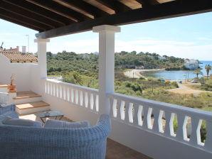 Ferienhaus Casa del Mar direkt am und mit Blick aufs Meer