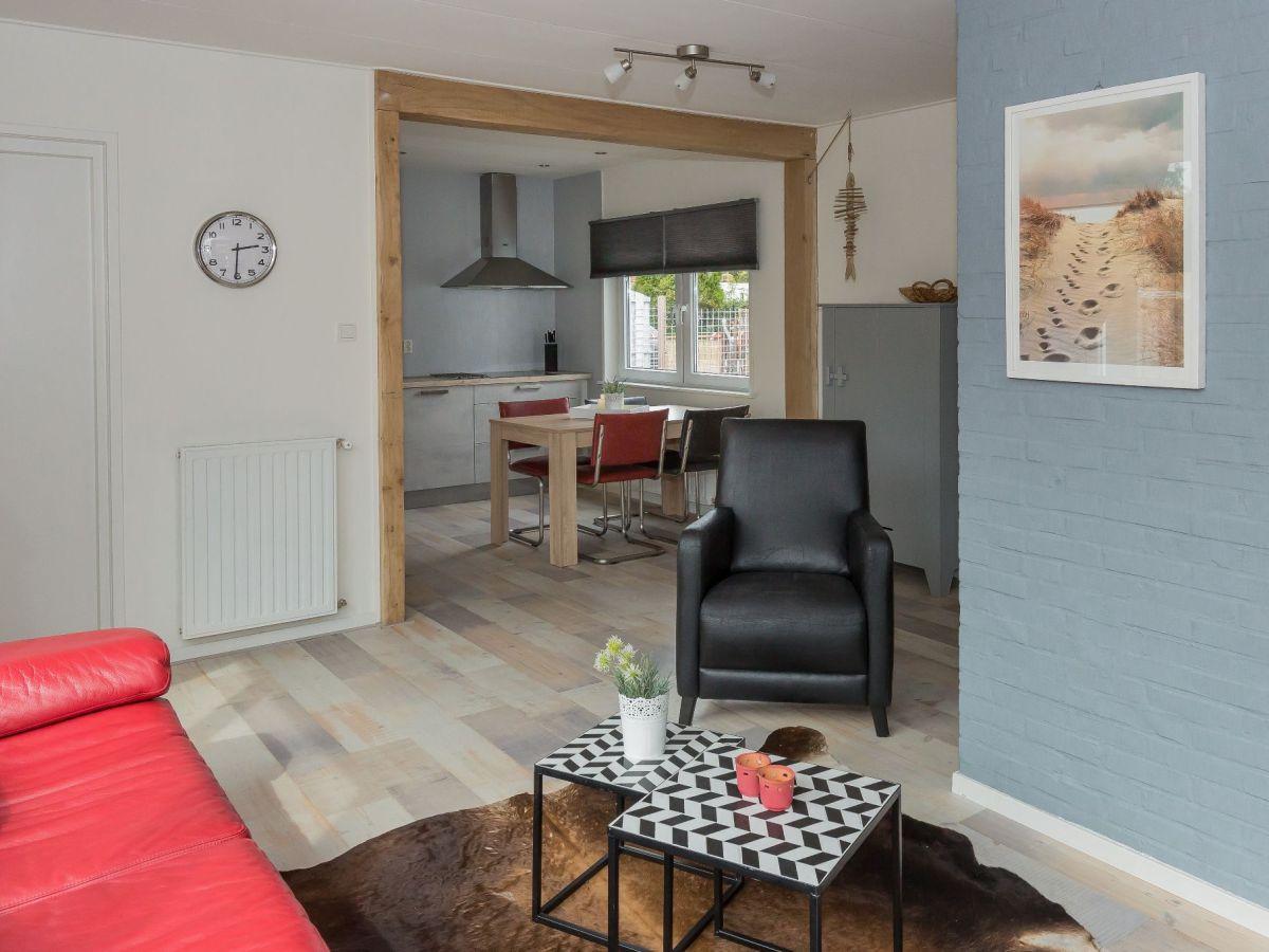 Ferienhaus horizon 80 renesse firma sorglos urlaub in - Eingerichtete wohnzimmer ...