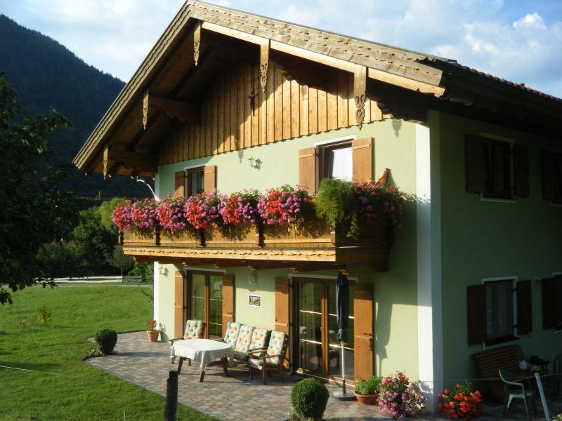 Holiday apartment Geigelstein on the Bergerhof