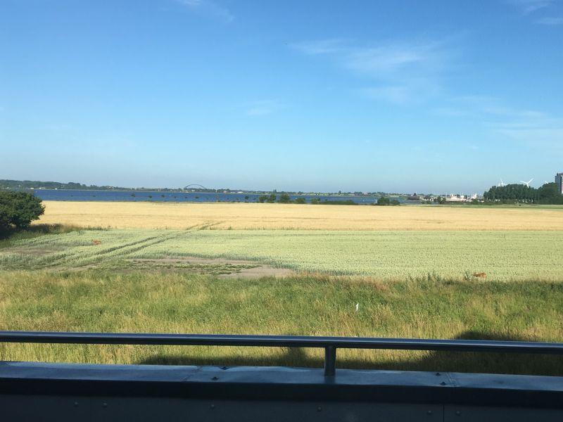 Ferienwohnung Fehmarn-Stube mit Seeblick