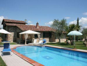 Ferienhaus Umbrien mit Pool