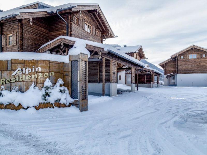 Ferienwohnung Alpin Residenzen Top 12