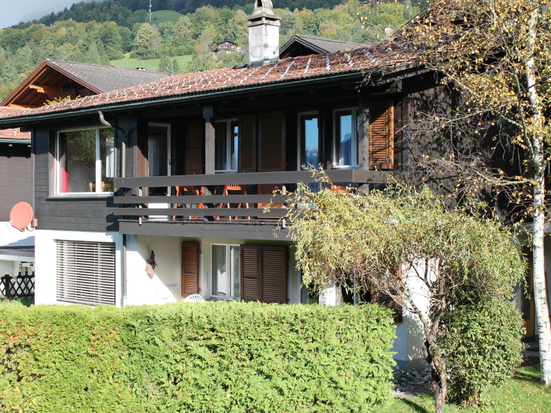 Holiday apartment Sunnechischtli Brienz