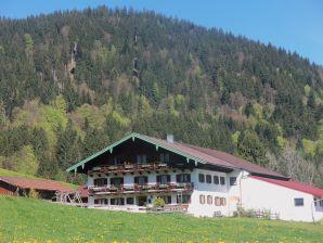 Ferienwohnung Bauernhof Untergschwendt