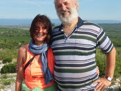 Your host Ursula und Michael Dillenz