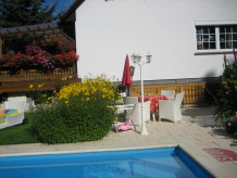 Holiday apartment Knobloch with swimming pool