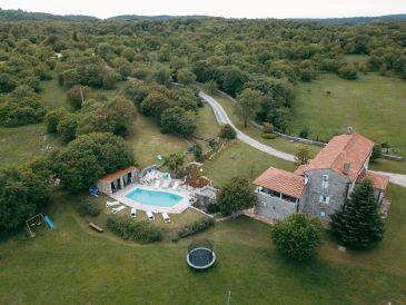 Villa Stancija Vigini