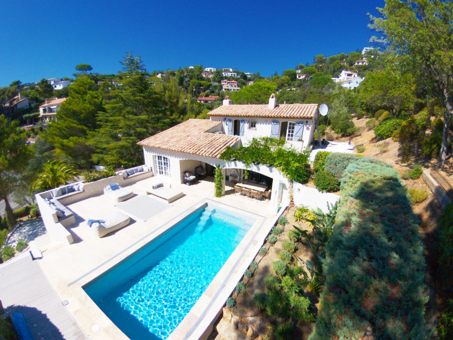 Villa Petit Sirene mit Pool