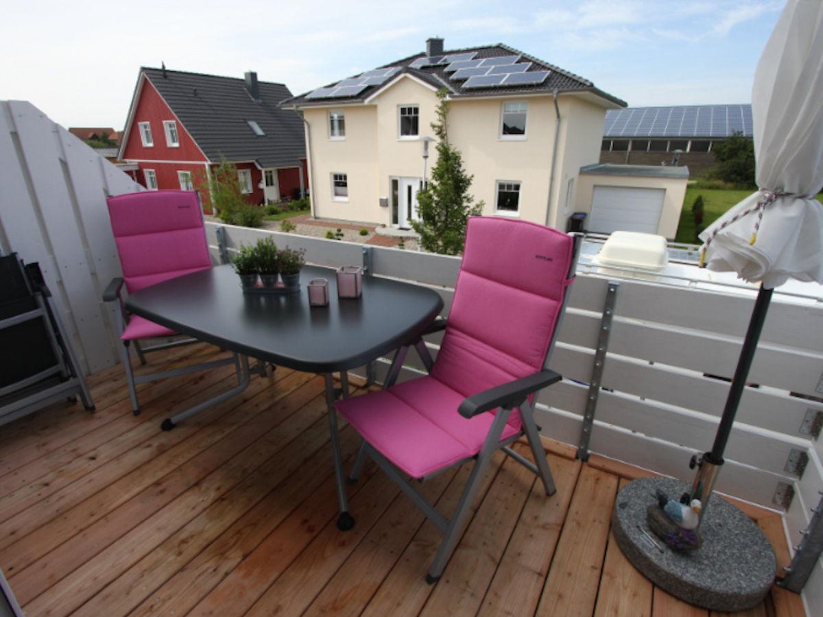 Ferienwohnung frische brise inseltraum burg auf fehmarn for Ameisen auf dem balkon