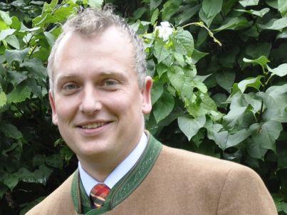Your host Michael Liebl