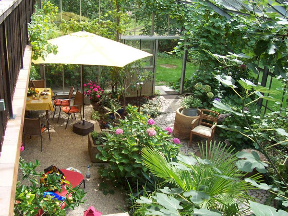 Ihr zweites Wohnzimmer - der schöne Wintergarten