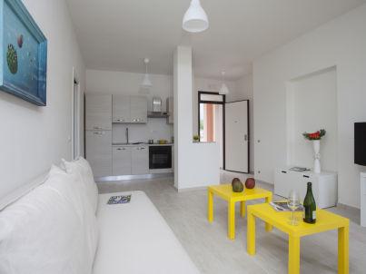 Appartamento Giallo - 2172