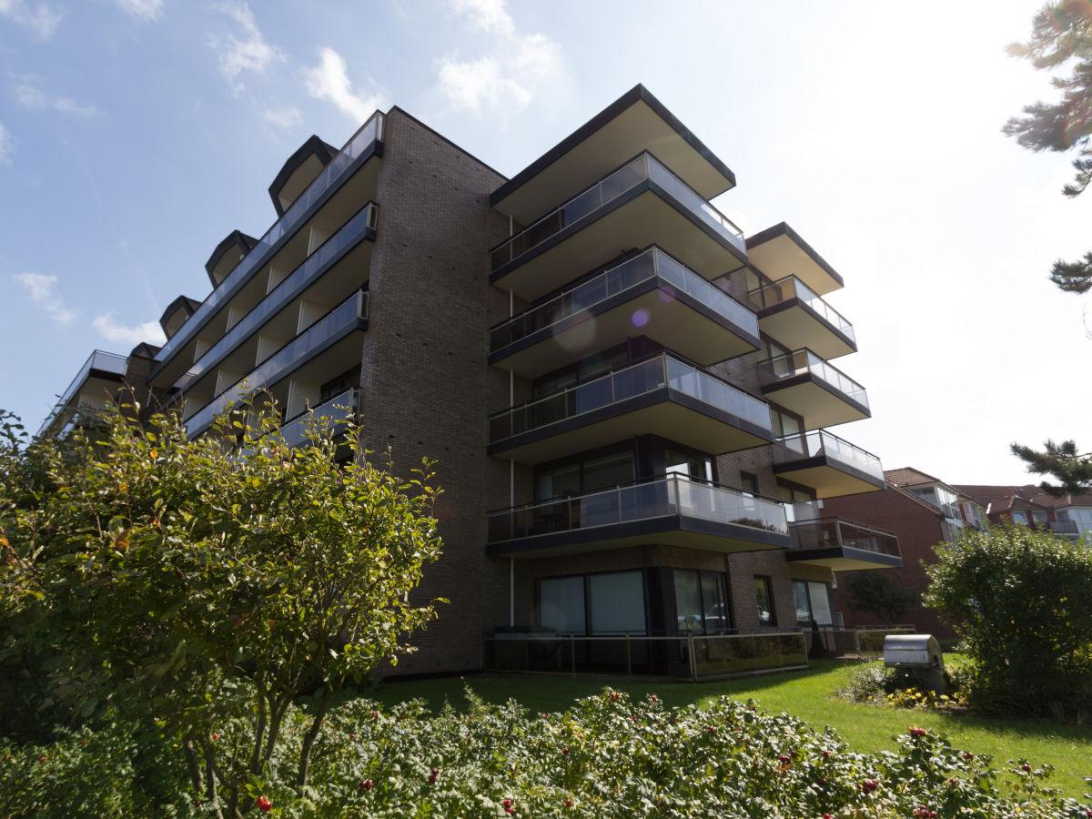 Apartment 103 Haus Jan am Strand Cuxhaven Döse Firma
