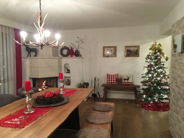 Holiday house Alpenperle - Freistehendes Ferienhaus mit Wohlfühlgarantie