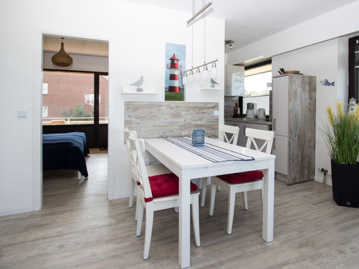 Apartment 101 im Haus Jan am Strand Cuxhaven Döse Firma