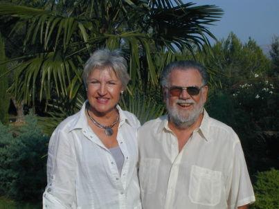 Your host Gerlinde & Jacques Apothéloz