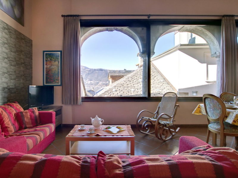 Holiday apartment Bellavista on romantic lake Orta