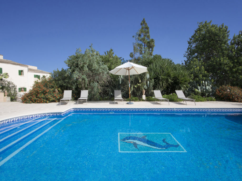 Naturfinca mit Pool