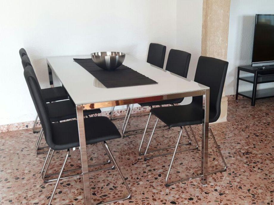 Villa perla del montg costa blanca javea familie for Grosser esstisch
