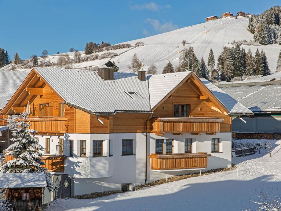 Wibmerhof im Winter