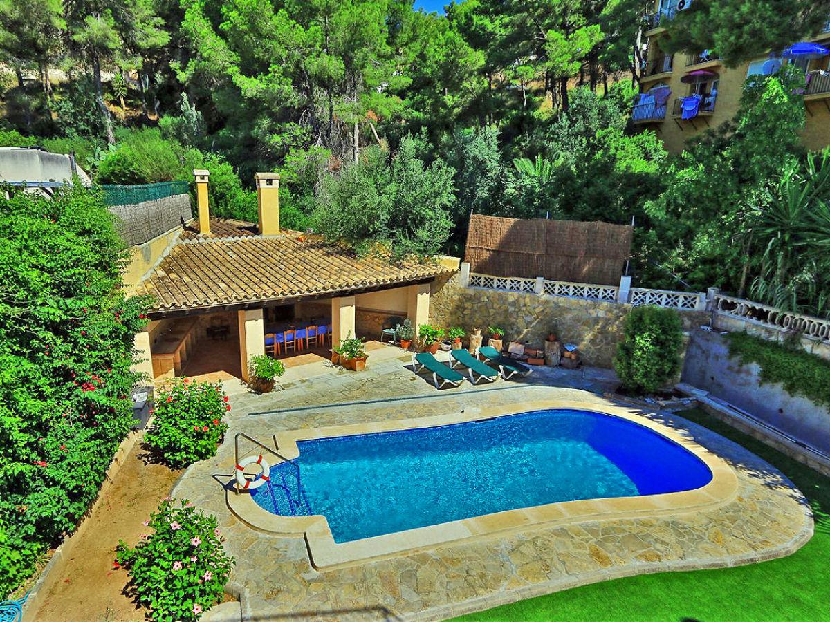 Ferienhaus mit pool id 2711 balearen mallorca westen - Formentera ferienhaus mit pool ...