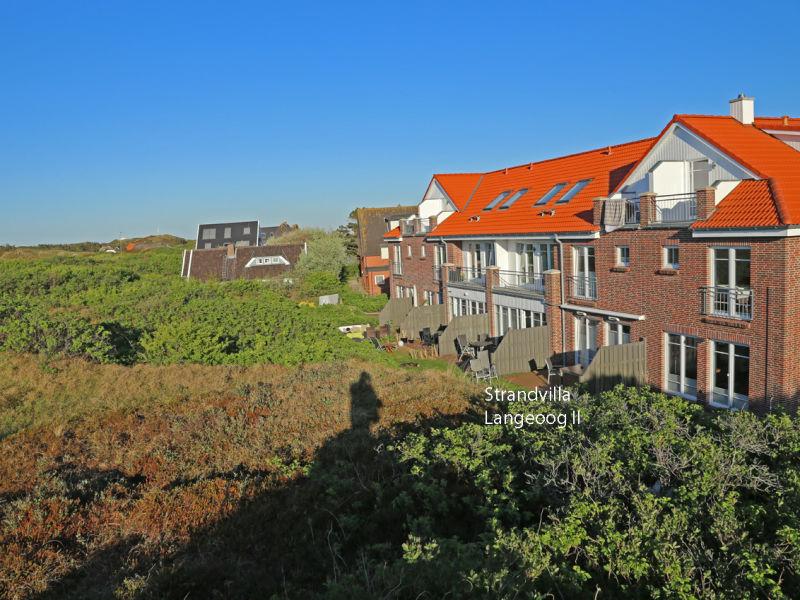 Ferienhaus Strandvilla Langeoog II