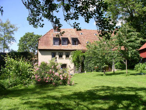 Holiday house apartment for groups at Ferienhof Bartel