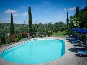 Ferienwohnung Agriturismo Aiola - Apartment PORTICO
