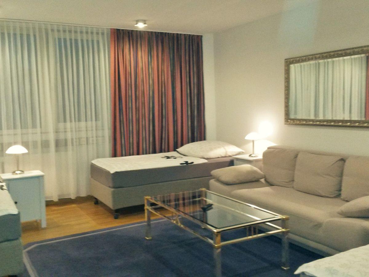 Schlafzimmer Nr. 1 Mit 3 Einzelbetten